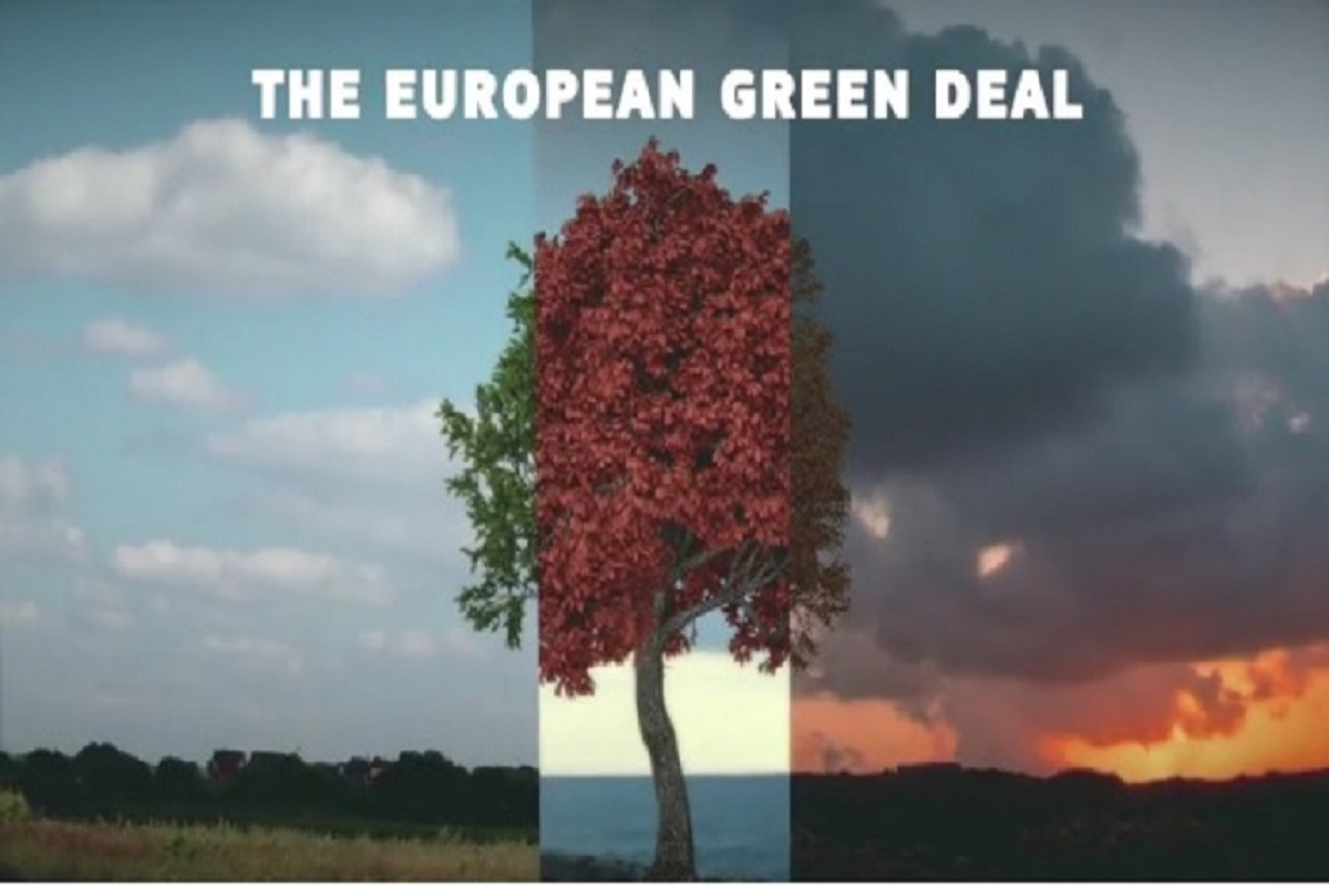 europea green new deal